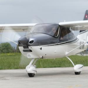 Gutschein Schnupperflug Tecnam P2008