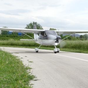 Schnupperflug Tecnam 30 Minuten