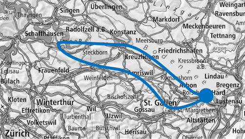 Bodensee Route